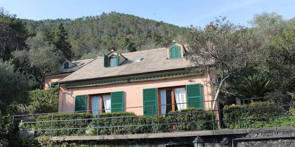 Villa vista mare - Bonassola - Huis