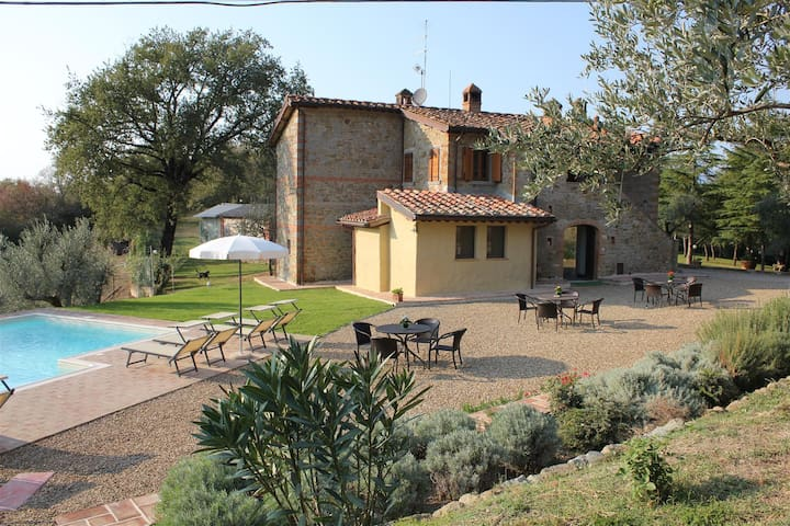 B&B Country House Poggio del Drago - Civitella in Val di Chiana - B&B/民宿/ペンション