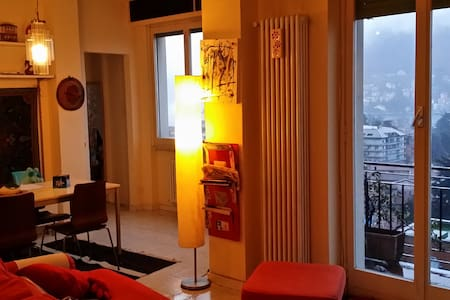 Cosy apartement with amazing view - Como