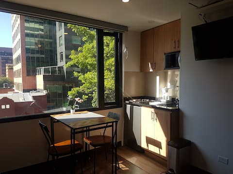 Calle 72 - small studio - suite