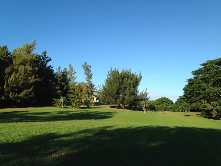 Peaceful Studio - 12 Acre Fruit Farm - Beach 10min