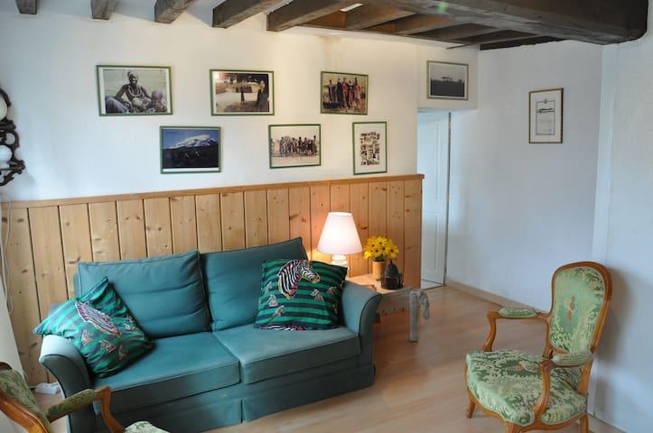 B&B - Neung-sur-Beuvron - Huis