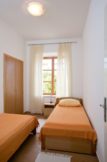 Villa Bona Dubrovnik; apartment #2 - bedroom