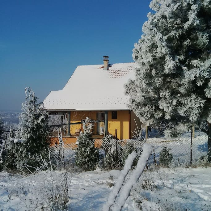 Cottage house for rent 10 person night maisons louer for Rent house for a night