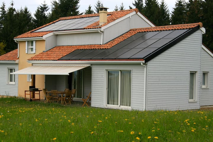 Gd gite tt confort en pleine nature - BROUSSE - Villa