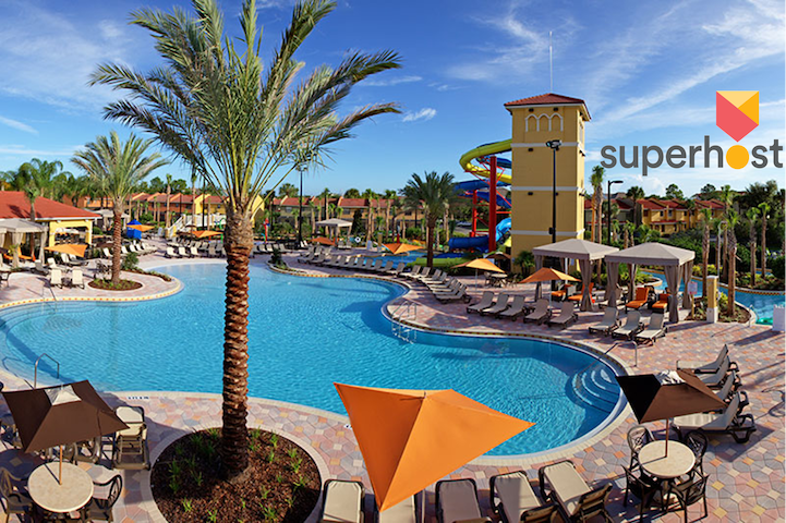 Fantasy World 2br, Wet N Wild Ct - Kissimmee - Ev