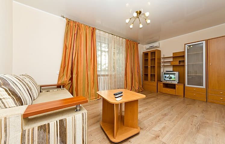 ★COZY APARTMENT IN QUIET CENTRE★ - Kijów - Apartament