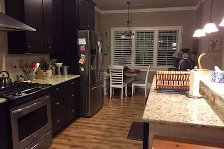 Beautiful golf front home - Southern Pines - Haus