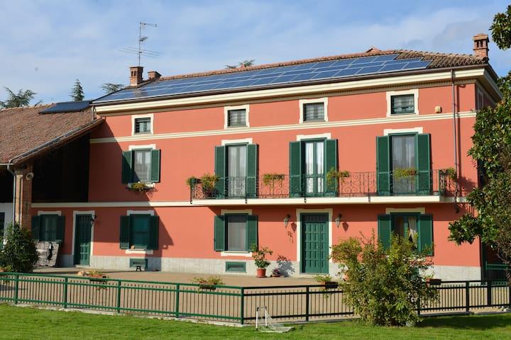 tenuta Plaisante - Casale Monferrato - Haus
