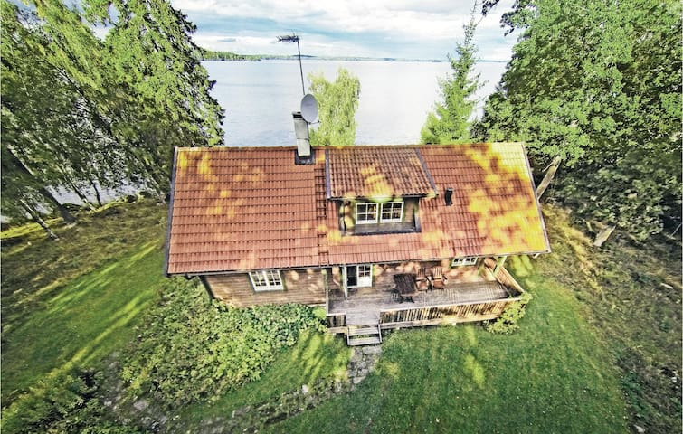 Holiday cottage with 3 bedrooms on 160m² in Kvicksund