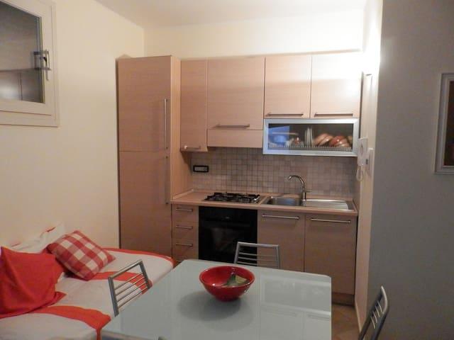 Monolocale vacanze nel Cilento - Marina - Apartamento