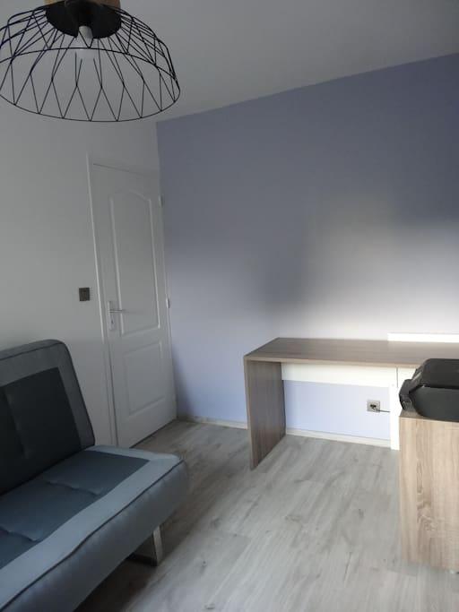 Chambre 9 m²
