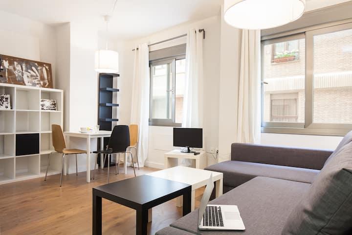 Elegante apartamento en el centro