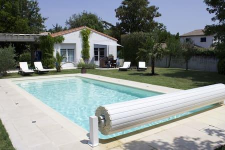 Belle maison avec piscine - Vaux-sur-Mer