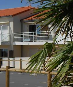T2 balcon vue sur mer - Longeville-sur-Mer