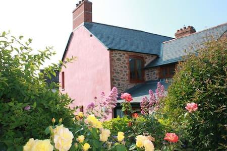 Victorian cottage in Porlock Exmoor - Porlock