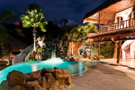 Katana Villa with Waterslide -  WELCOME DISCOUNT !