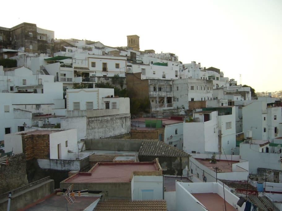 witte dorp-pueblo blanco-white village-