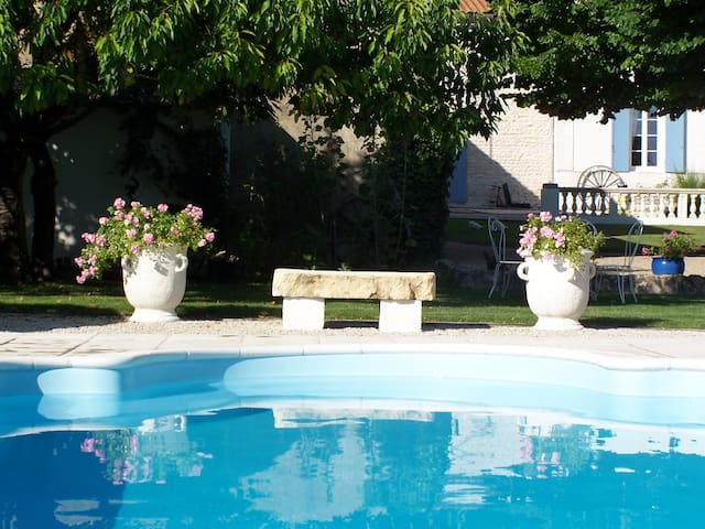 Le Four a Pain chambre d'hote  - Courcelles - Bed & Breakfast