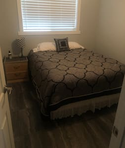 """Hoots Place""  Water Front Bedroom #2"