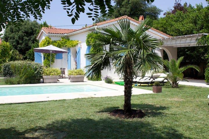 Magnifique maison avec piscine - Vaux-sur-Mer - House
