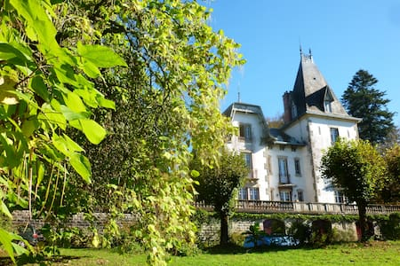 Nuit au chateau Saint Roch  - Ambazac - 城堡