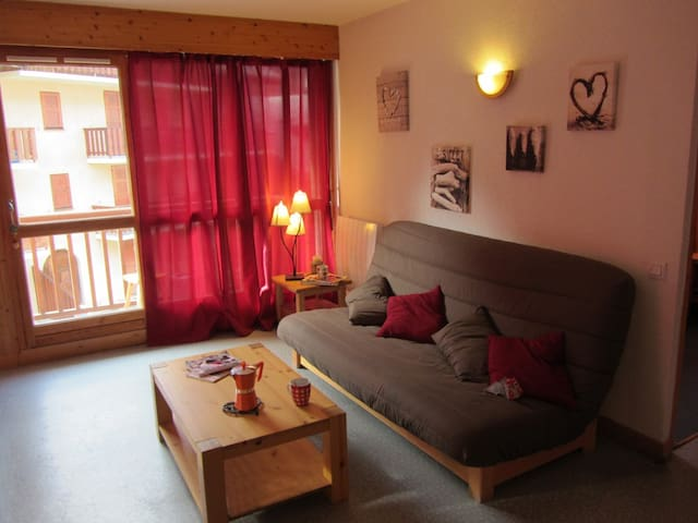 5/6 pers apartment-ValloireGalibier - Saint-Julien-Mont-Denis - Flat