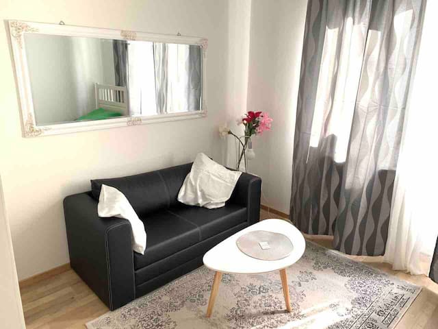 Cozy One-Room Apartment 10 Min From City Center