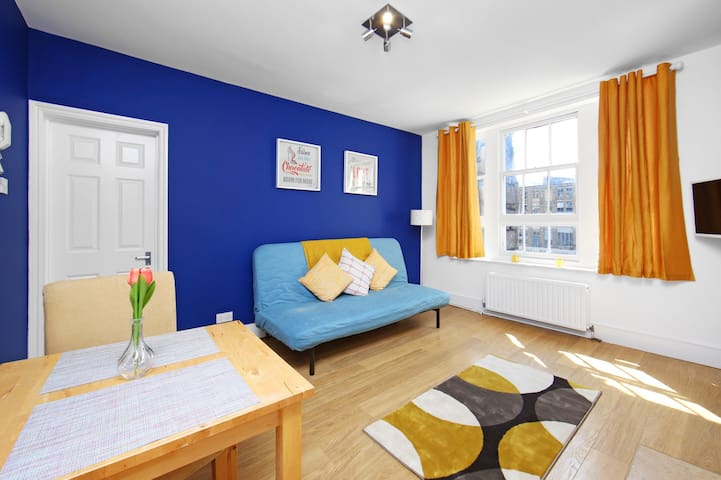 Central Apartment, London City and Shoreditch-B