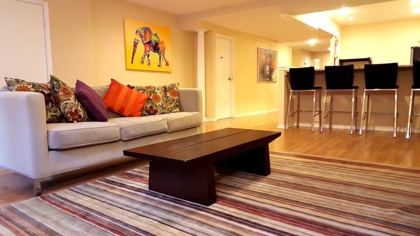 Spacious and quaint 3-bedroom place - Chicago - Condominium