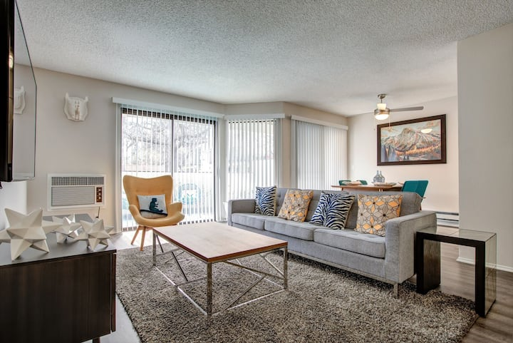 Everything you need | 2BR in Pleasanton