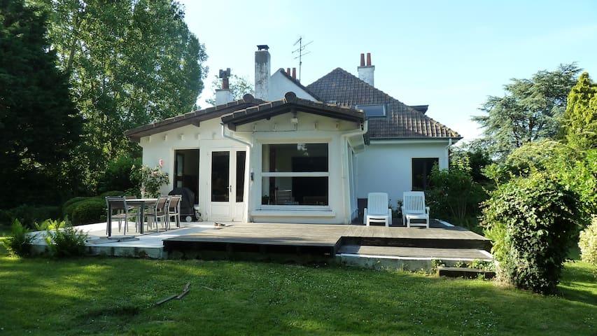 Grande maison familliale  - Coulogne - Ház