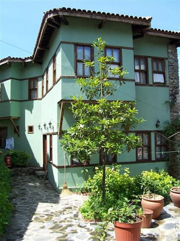 Traditional Ottoman Village BURSA - บูร์ซา - บ้าน