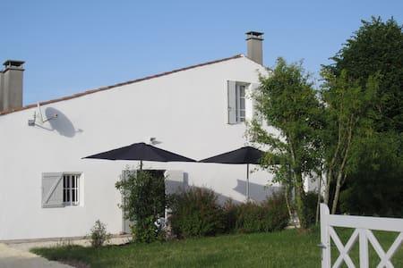 La Maison M - Gîte de charme - Saint-Seurin-de-Cadourne - Villa