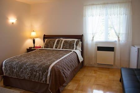 Chambre la Charmante. - Lac-Etchemin - Bed & Breakfast