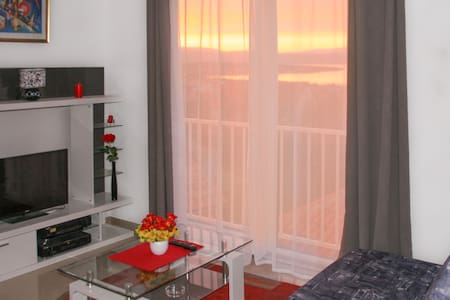 Malinska, apartment Dusko, sea view - Malinska ,