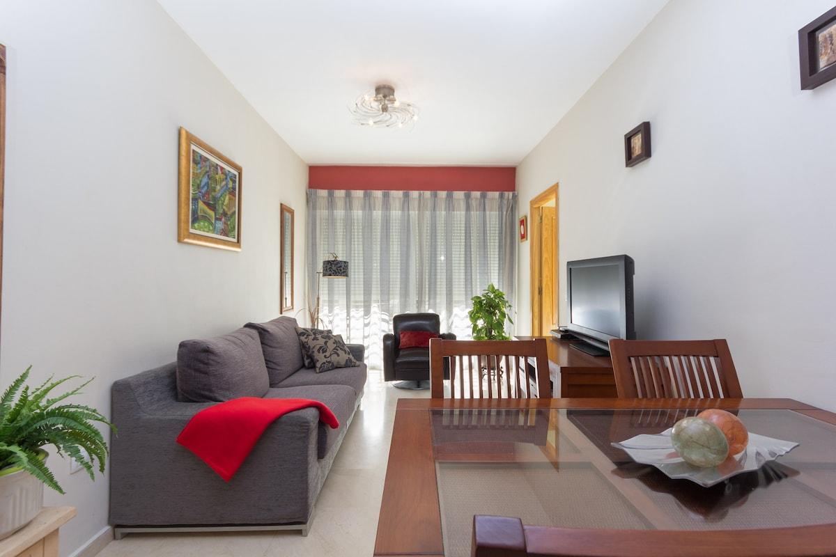 Снять квартиру испания малага