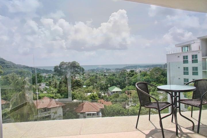 Luxury Sea view apartment Phuket