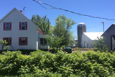 Country Living at its best - Saint-Bonaventure - Bed & Breakfast