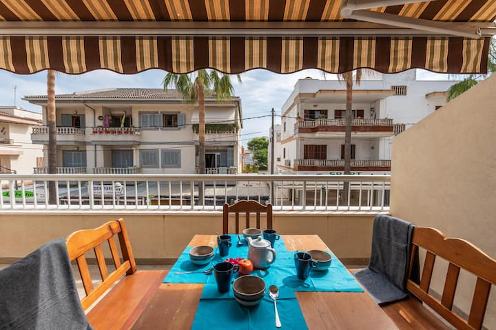 YourHouse Acapulco family apartments for 2-4 guests with terrace and neighbourhood views, CAT A2
