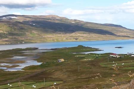 Kaldrananes - Strandir - Westfjords - House