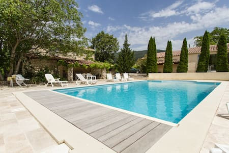 18th C French Country House - Mirabel aux Baronnies
