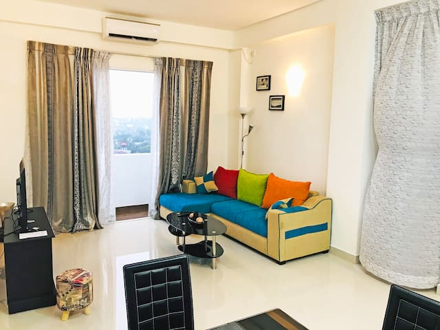 Trend Tower - Two Bedroom Apartment in Dehiwala