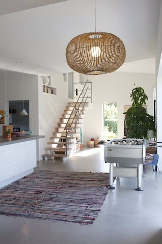 Cosy and spatious house near CPH - Roskilde - House