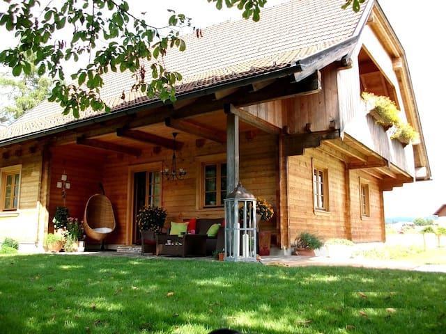 Holiday Home Feistritz - Feistritz ob Bleiburg - Talo