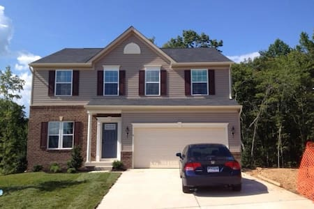 Private Bed/Bath in Stafford, VA near Quantico - Stafford - Rumah