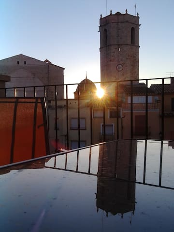 Apto.3 dormitorios 2 baños, terraza - Sant Mateu - อพาร์ทเมนท์