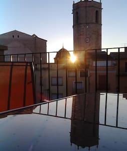 Apto.3 dormitorios 2 baños, terraza - Sant Mateu - Leilighet