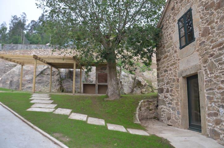 Casa rural en el campo en Santiago - Santiago de Compostel - Casa
