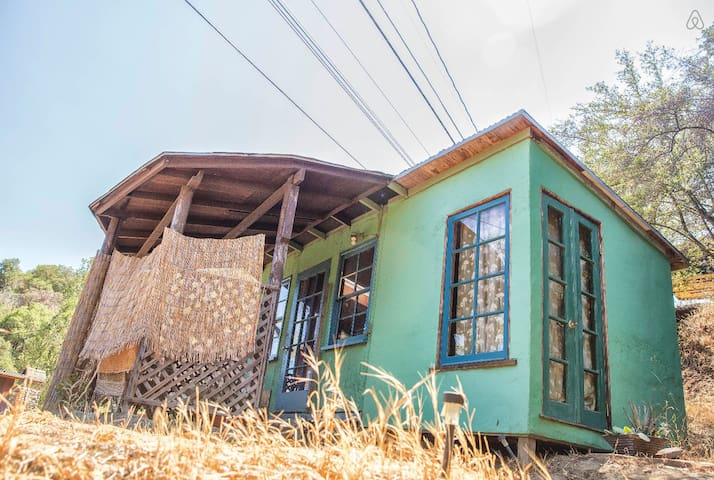 The Quaint Cabin - Topanga - Cabane